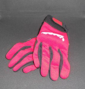 Vespa Sommer Handschuh rot XL>